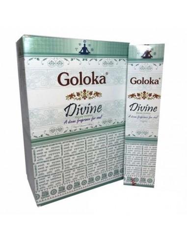 Incienso Goloka Divine