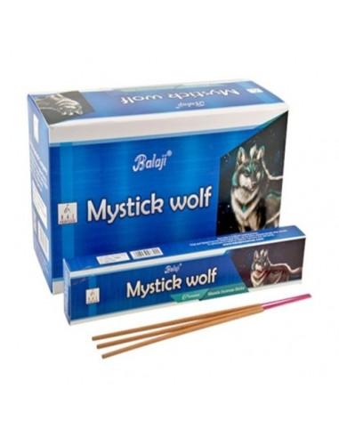 Incienso Balaji Mystick Wolf