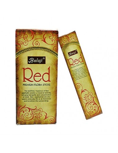 Incienso Balaji Red
