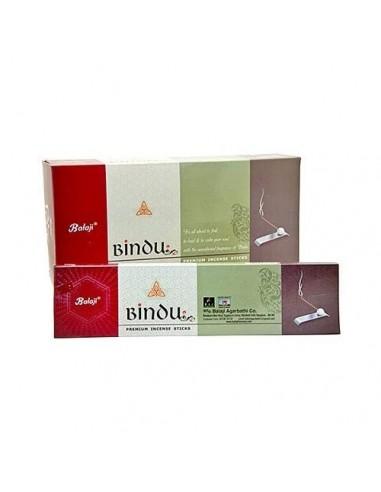 Incienso Balaji Bindu