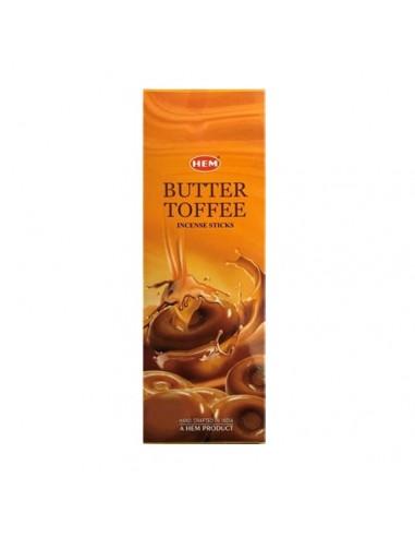Incienso Caramelo de Mantequilla HEM