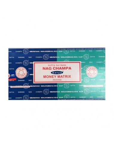 Satya Nag Champa - Money Matrix