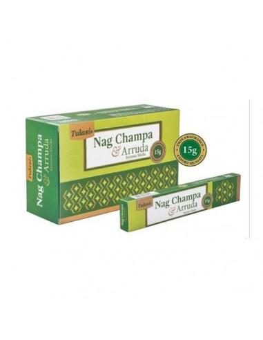 Tulasi Nag Champa Ruda