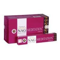Golden Nag Incense